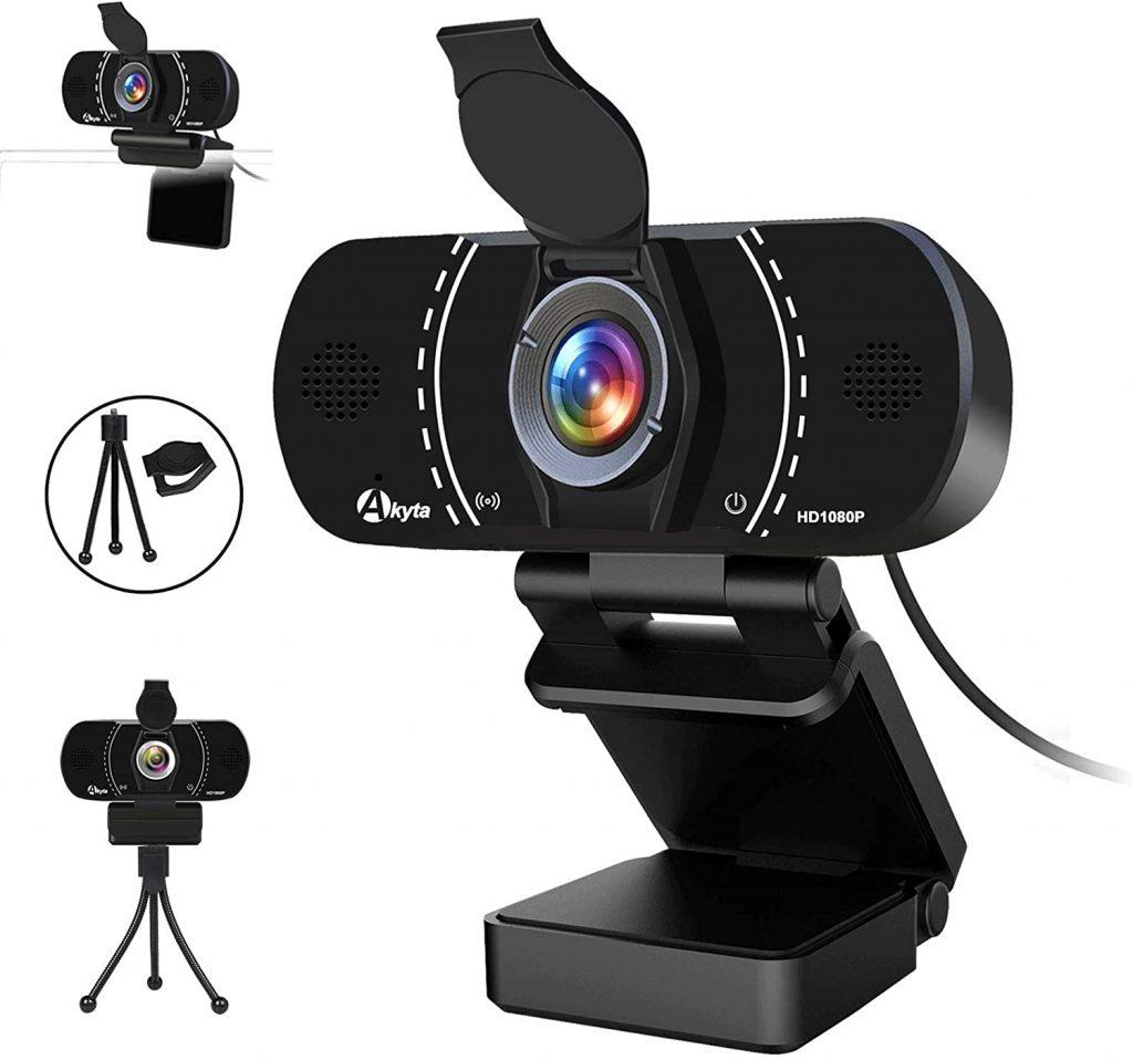 Akyta HD 1080P Webcam