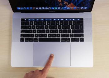 MacBook trackpad not clicking Error