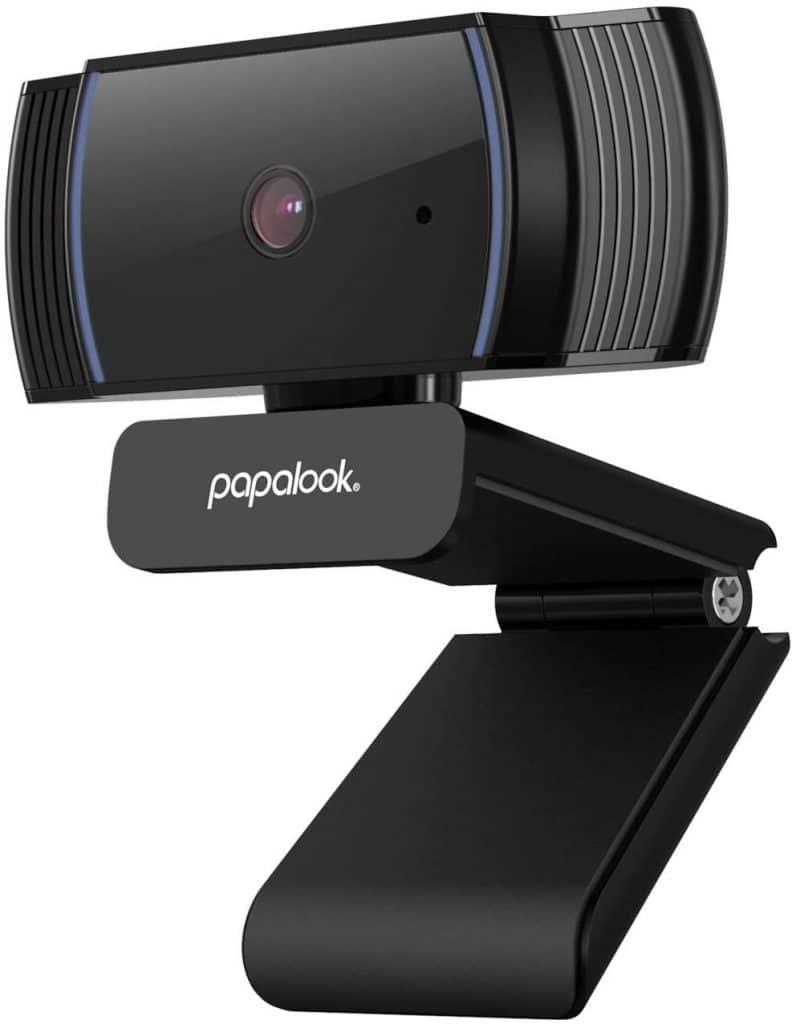 Papalook AF925 Full HD 1080P Webcam
