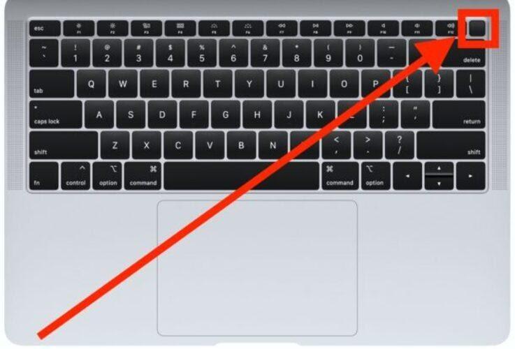 Reboot your Mac
