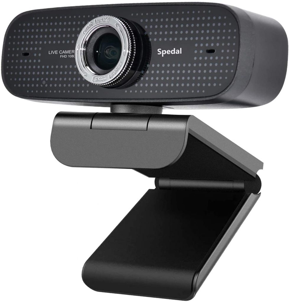 Spedal Store's HD 1080P Webcam