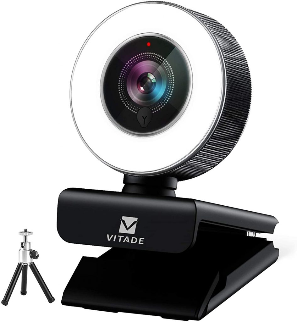 Vitade Store's 1080P HD Webcam