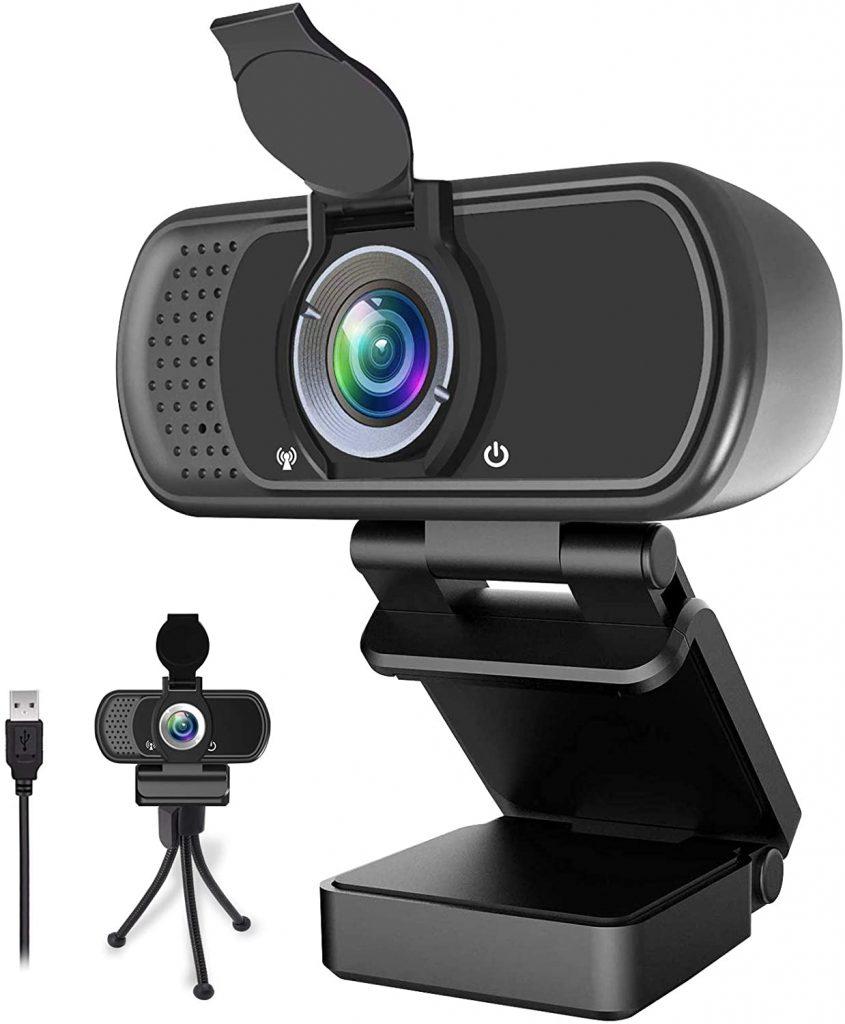 Ziqian Store's Full-HD 1080p Streaming Webcam