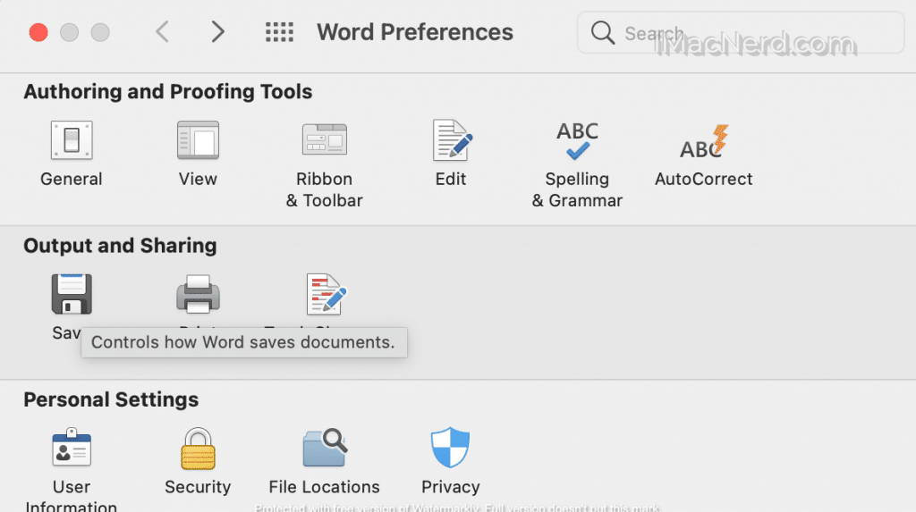 Output-sharing-save-option-on-mac-for-microsoft-word
