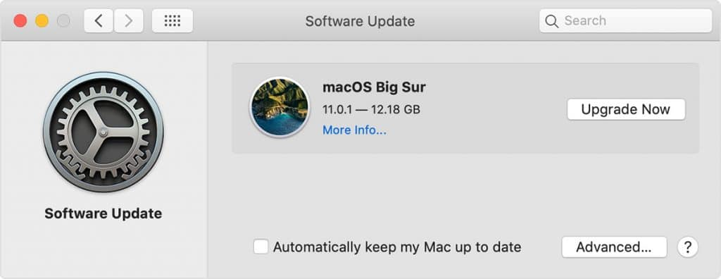 Update your Device Operating System